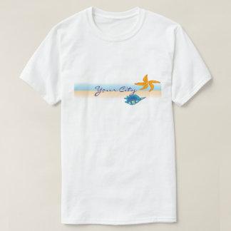 Your City Beach Ocean Front T-Shirt