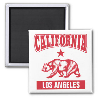 Your City Name California Customized Magnet