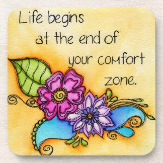 Your Comfort Zone Coaster