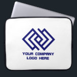 "Your Company Logo Laptop Sleeve<br><div class=""desc"">Your Company Logo Laptop Sleeve</div>"