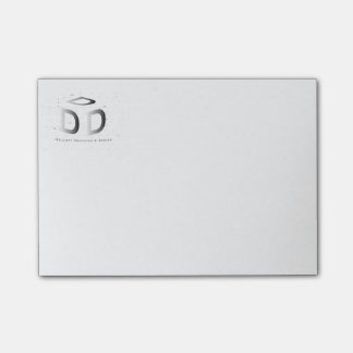 Your Company Logo Post-It-Notes Post-it® Notes