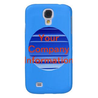 Your Company Logo Samsung Galaxy S4 Case
