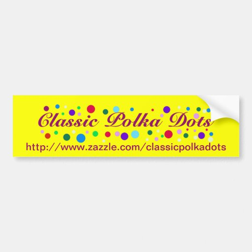 Your Company Name And Logo Bumper Sticker