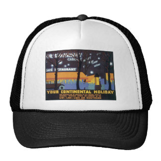 Your Continental Holiday Trucker Hat