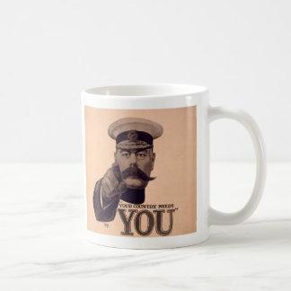 Your Country Needs You. Coffee Mug