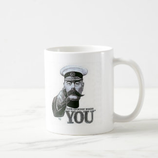 Your Country Needs You Coffee Mug