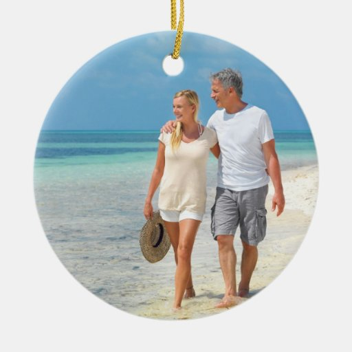 Your Creation Photo Christmas Ornaments