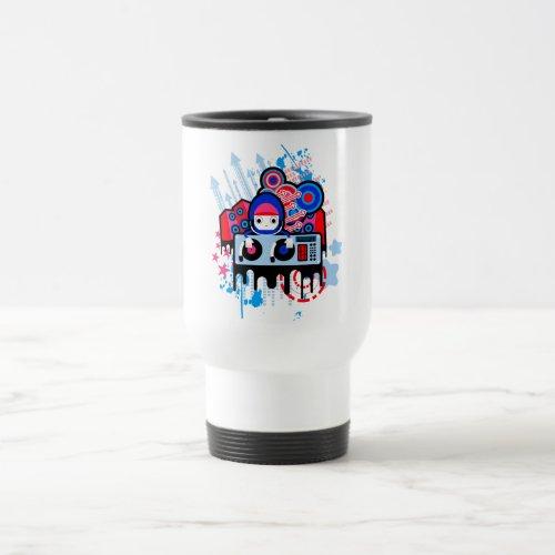Your Custom 15 oz Travel/Commuter Mug