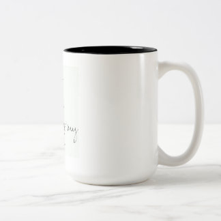 Your Custom 15 oz Two-Tone Mug