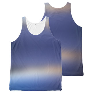Your Custom All-Over Printed Unisex Tank, bpwblgr All-Over Print Tank Top