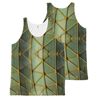 Your Custom All-Over Printed Unisex Tank, XL domeM All-Over-Print Tank Top