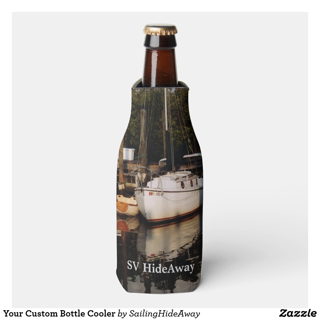Your Custom Bottle Cooler