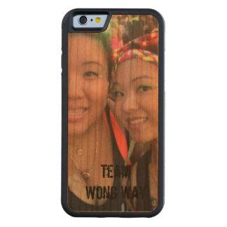Your Custom Bumper Cherry iPhone 6/6s Case