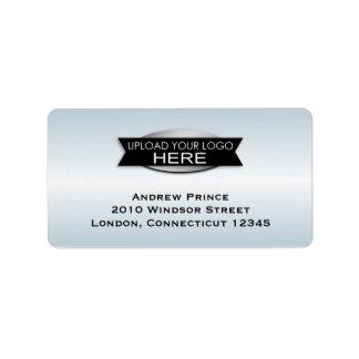 Your Custom Business Logo Custom Address Label