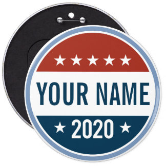 YOUR CUSTOM CAMPAIGN 2020 BUTTON
