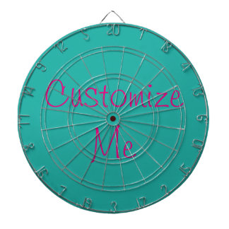 Your Custom Dartboard