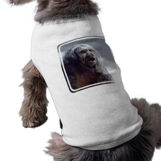 Your Custom Doggie Ribbed Tank Top Doggie Tshirt