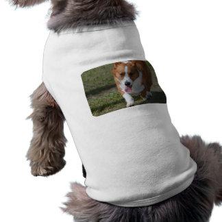 Your Custom Doggie Ribbed Tank Top Doggie T Shirt