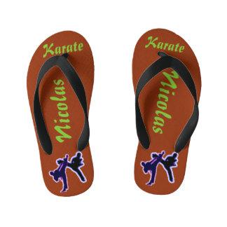 Your Custom Flip Flops, Kids, Toddler 9/10 Kid's Flip Flops