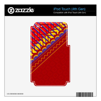 Your Custom iPod Touch (4th Gen) Skin Decal For iPod Touch 4G
