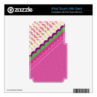 Your Custom iPod Touch (4th Gen) Skin iPod Touch 4G Decals