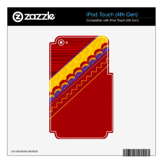 Your Custom iPod Touch (4th Gen) Skin iPod Touch 4G Skin