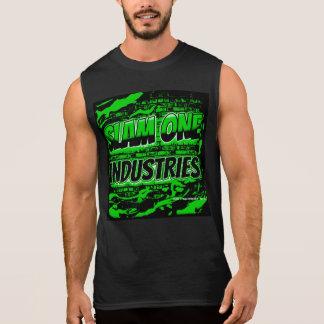 Your Custom Men's Ultra Cotton Sleeveless T-Shirt