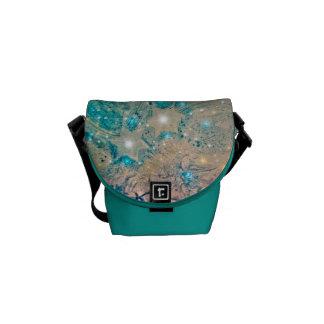 Your Custom Outside Print,,Allegro,, Courier Bag