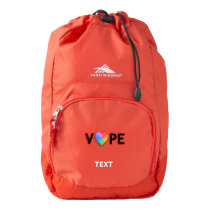 Your Custom Personalized High Sierra Backpack