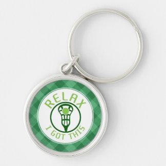 Your Custom Premium Round Keychain