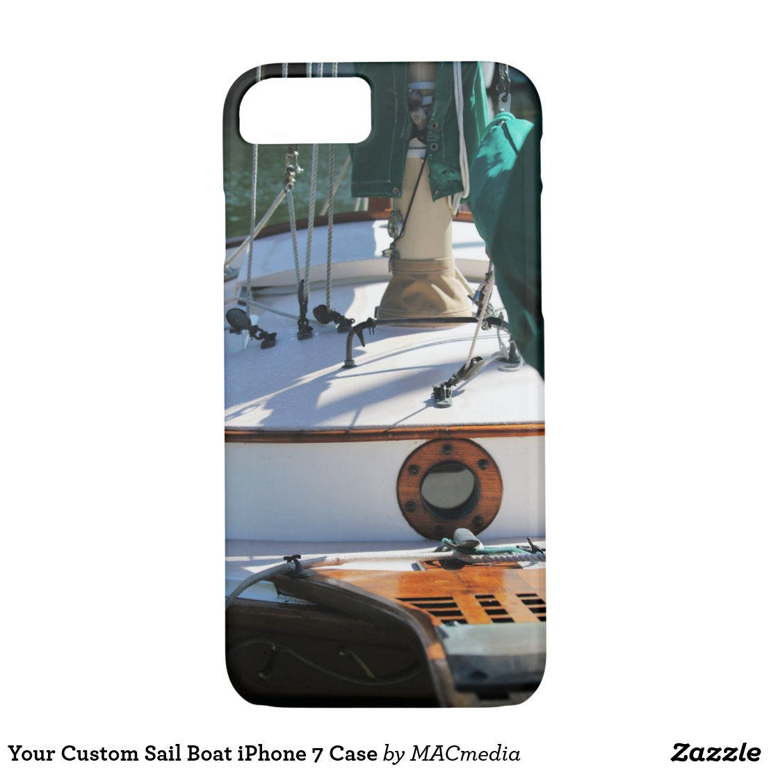 Your Custom Sail Boat iPhone 7 Case
