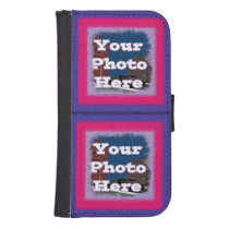 Your Custom Samsung Galaxy S4 Wallet Case