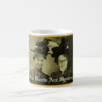 Your Customized Rooted Genealogy Mug