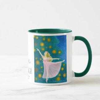 Your Dancer's First Nutcracker Performance Mug
