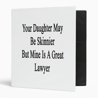 Your Daughter May Be Skinnier But Mine Is A Great 3 Ring Binders
