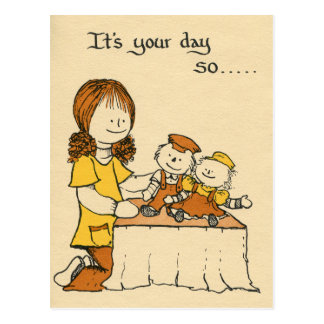 Your Day Postcard