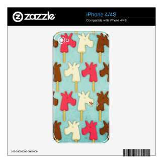 Your Delicious! Unicorn Skin For iPhone 4