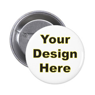 Your Design Here Pinback Buttons