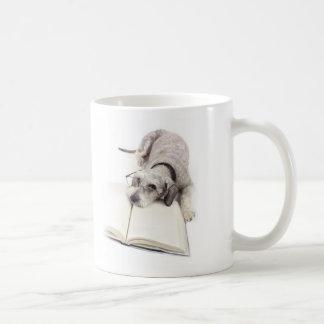 Your dog is a true philosopher coffee mug