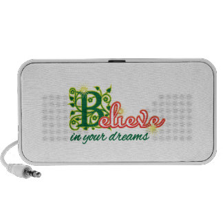 Your Dreams iPod Speakers