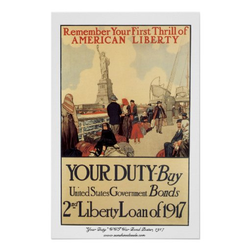 """""""Your Duty"""" Poster"""