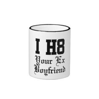 your ex boyfriend ringer coffee mug
