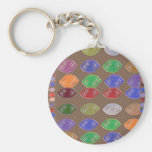 Your Eyes:  Diamonds by Naveen Key Chain