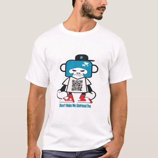Your Facebook QR Code T-Shirt