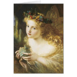 Your Fairy's Made of Beautiful Things Greeting Card