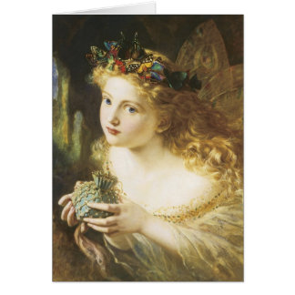 Your Fairy's Made of Beautiful Things Greeting Cards