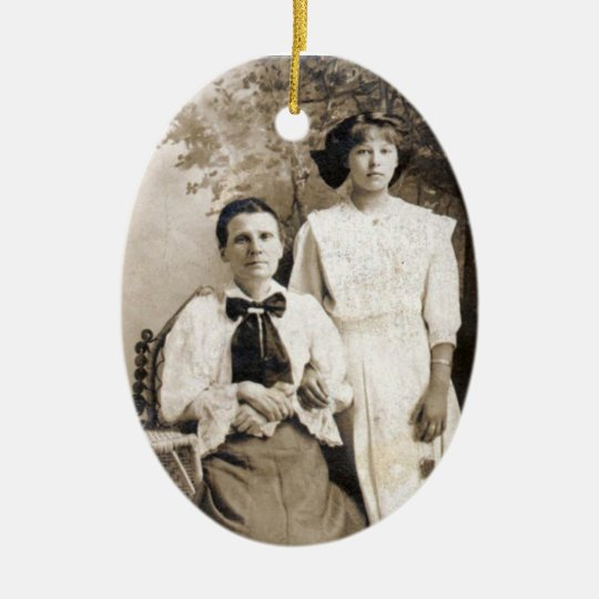 Your Family Heirloom Ceramic Ornament
