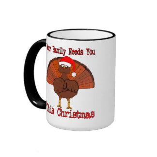 Your Family Needs You Mug.
