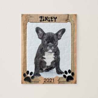 Your Family Pet - DIY Photo Jigsaw Puzzle