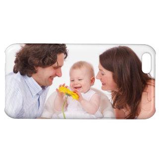 Your family photo custom iphone 5c case